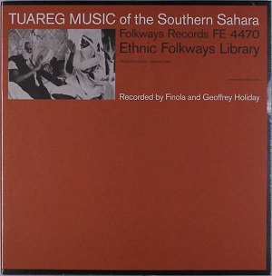 Foto von Tuareg Music Of The Southern Sahara