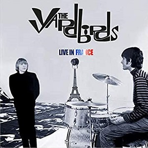 Cover von Live In France