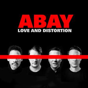 Cover von Love And Distortion (ltd. red vinyl)