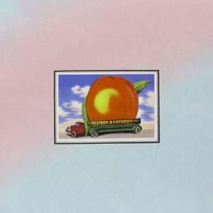 Cover von Eat A Peach (180g)
