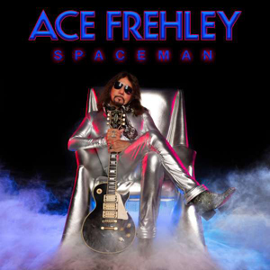 Cover von Spaceman