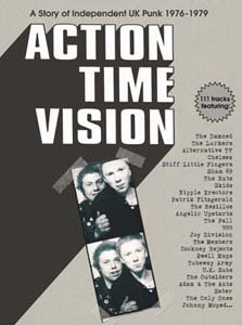 Foto von Action Time Vision: A Story Of Independent UK Punk 1976-1979
