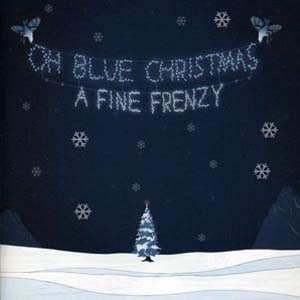 Cover von Oh, Blue Christmas