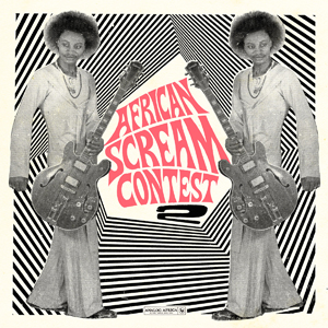 Cover von African Scream Contest Vol. 2