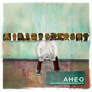 Cover von Afro-Haitian Experimental Orchestra