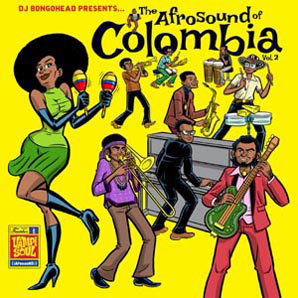 Foto von Afrosound Of Colombia Vol. 2