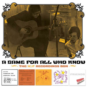 Cover von A Game For All Who Know: The H&F Recordings Box