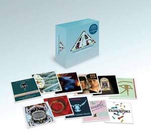 Foto von The Complete Albums Collection (11-CD)
