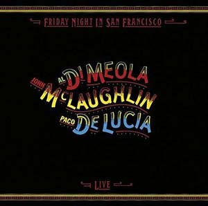 Cover von Friday Night In San Francisco