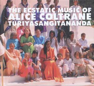 Cover von World Spirituality Classics 1: The Ecstatic Music Of Alice Coltrane Turiyasangit