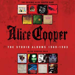 Cover von The Studio Albums 1969-1983