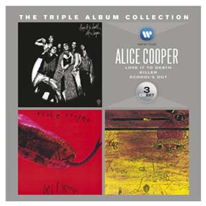 Foto von Triple Album Collection
