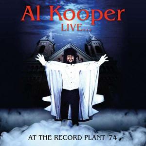 Cover von Live ... At The Record Plant '74
