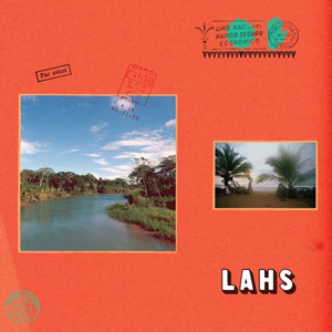 Cover von LAHS (ltd. col. vinyl)