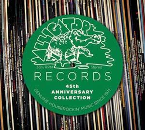 Foto von Alligator Records 45th Anniversary Collection