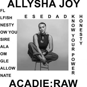 Cover von Acadie: Raw