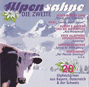 Foto von Alpensahne: Die Zweite