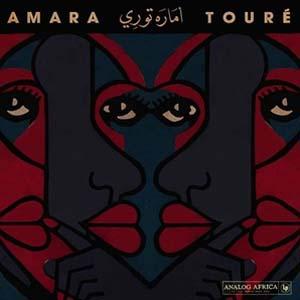 Foto von Amara Toure 1973-1980
