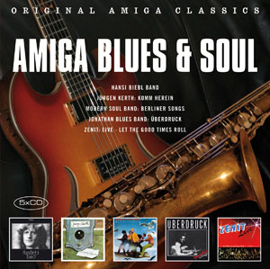 Foto von Amiga Blues & Soul - Original Album Classics