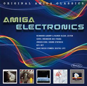 Foto von Amiga Electronics - Original Album Classics
