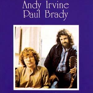 Cover von Andy Irvine & Paul Brady