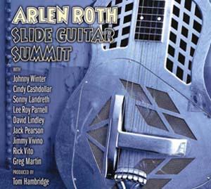 Cover von Slide Guitar Summit