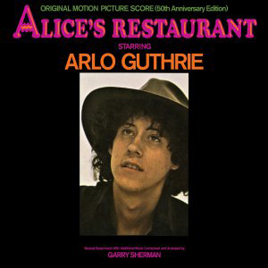 Cover von Alice's Restaurant (50th Anniversary Edition)