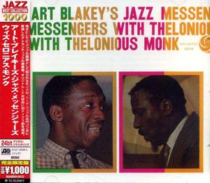 Foto von Art Blakey's Jazz Messengers With Thelonious Monk
