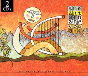 Cover von The Art Of Harp 3 & 4