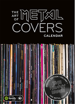 Foto von The Art Of Metal Covers