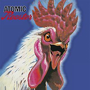 Cover von Atomic Rooster (180g)