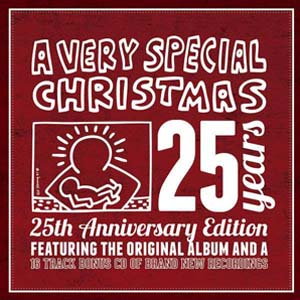 Foto von A Very Special Christmas - 25th Anniversary Edition