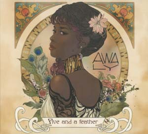 Cover von Five And A Feather
