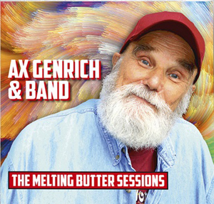 Cover von The Melting Butter Sessions