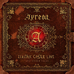 Cover von Electric Castle Live and Other Tales
