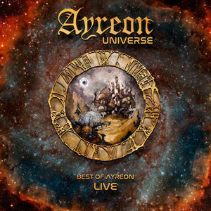 Cover von Ayreon Universe: Best Of Ayreon Live