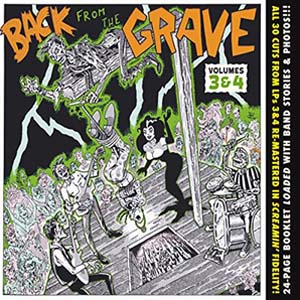 Foto von Back From The Grave 3 + 4
