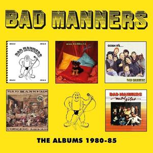 Foto von The Albums 1980-85