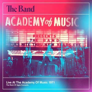 Cover von Live At The Academy Of Music 1971