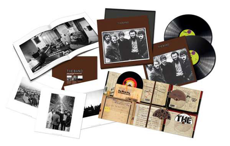 Foto von The Band (ltd. 50th Anniversary 6-LP Vinyl Box Edition)