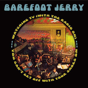 Cover von You Can't Get Off With Your Shoes On/Watching TV With The Radio On
