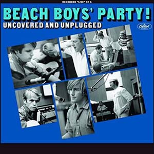 Cover von The Beach Boys' Party! (Uncovered And Unplugged)