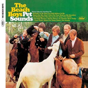 Foto von Pet Sounds (mono & stereo)