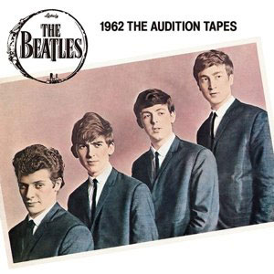 Cover von 1962 The Audition Tapes