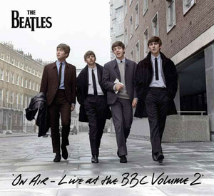 Cover von On Air - Live At The BBC Volume 2
