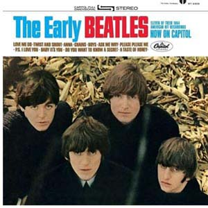 Foto von The Early Beatles (limited US Version)