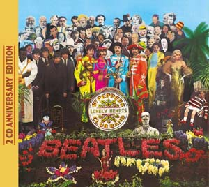 Foto von Sgt. Pepper's Lonely Hearts Club Band (50th Anniversary DeLuxe Edition)