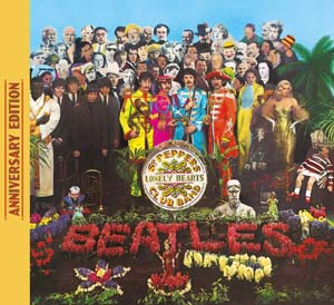 Cover von Sgt. Pepper's Lonely Hearts Club Band (50th Anniversary Edition)