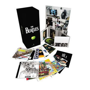 Foto von The Beatles Stereo Box (16-CD+DVD)