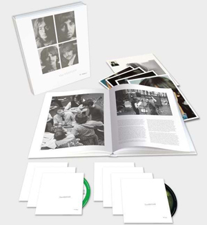 Foto von The Beatles White Album  (Super DeLuxe)